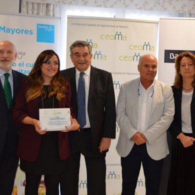 Bankia apoya a Ceoma