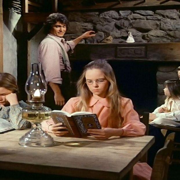 Una de las series, 'La casa de la pradera' (http://littlehouseontheprairie.com/tag/about-the-tv-show/)