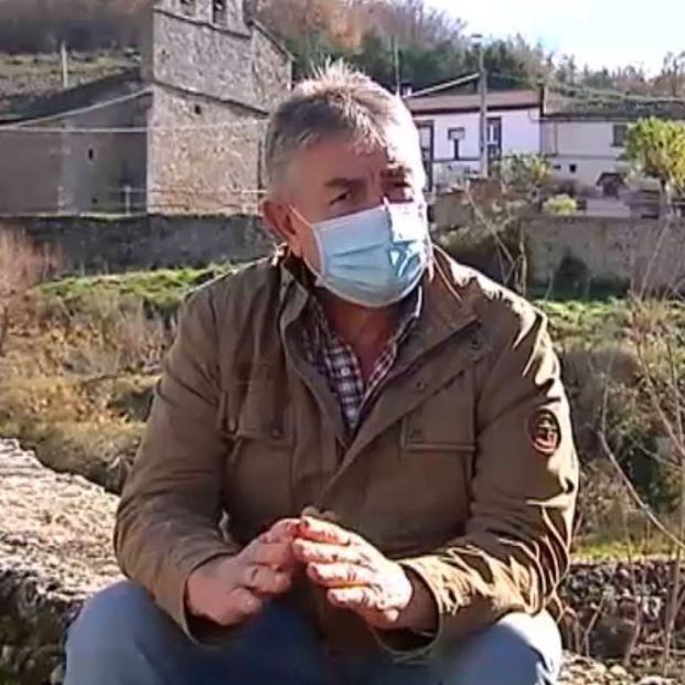 Fulgencio, el leonés hiperinmune que ayuda a los enfermos graves de coronavirus