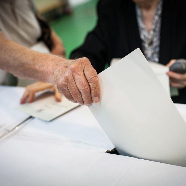 Elecciones 28A: Cifra récord de electores mayores