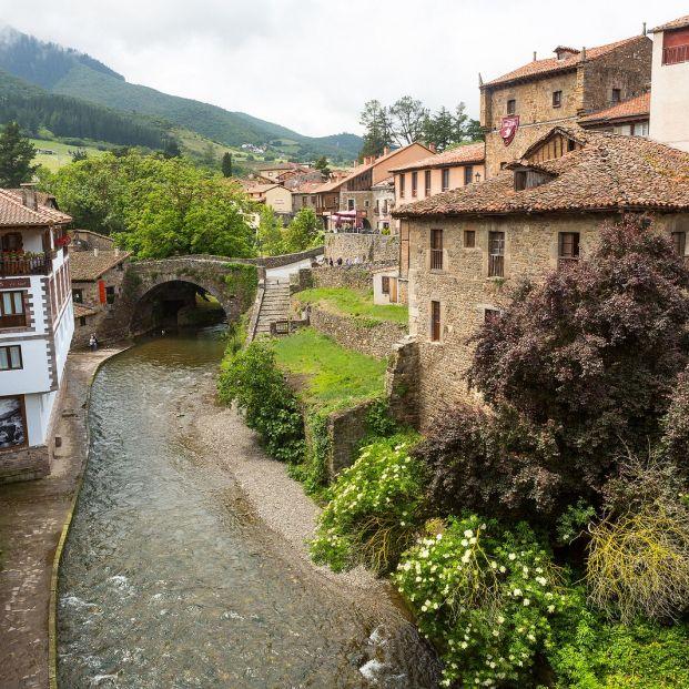 Potes, elegido el pueblo de interior más bonito de España