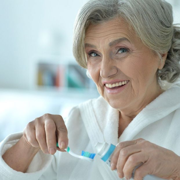 Esta es la técnica correcta para lavarse los dientes, según los expertos