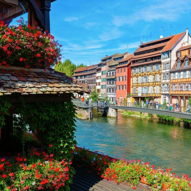 Estrasburgo, una ciudad cosmopolita y de ensueño para ver en un fin de semana (Bigstock)