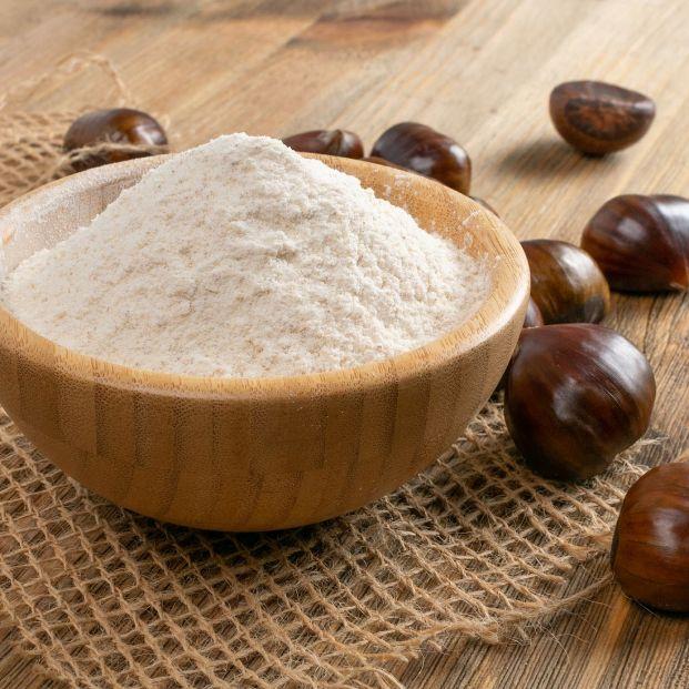 Todo lo que tienes que saber sobre la harina de castaña