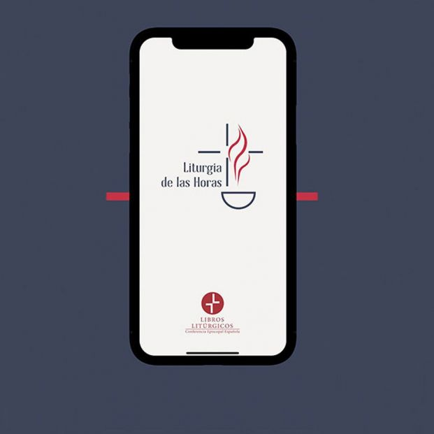 La Iglesia española lanza una app para rezar desde el móvil la Liturgia de las Horas