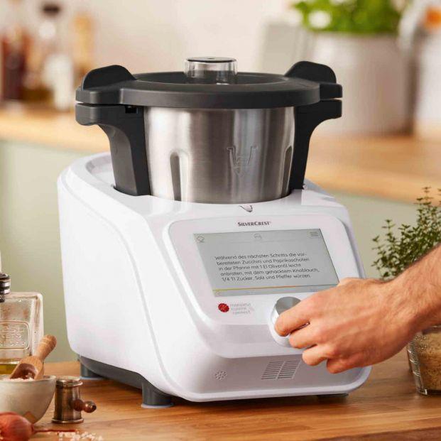 Ojo con este fraude: Lidl no está ofreciendo un robot de cocina por los puntos de fidelización (Foto-Lidl)