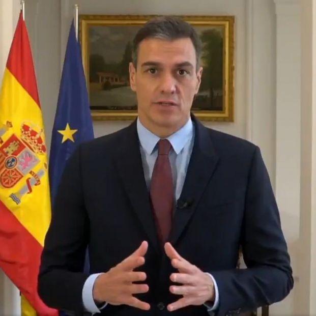 Pedro Sánchez anuncia que habrá 13.000 puntos de vacunación y una estrategia única para toda España