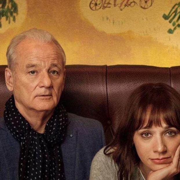 A sus 70 años recién cumplidos, Bill Murray vuelve a rodar con Sofia Coppola; esta vez en Nueva York
