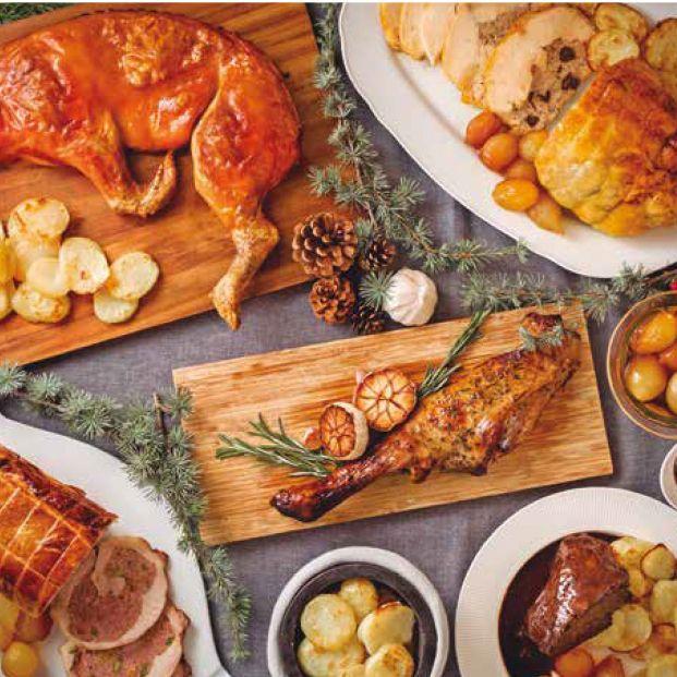 Los 6 nuevos platos del 'Listo para comer' de Navidad de Mercadona