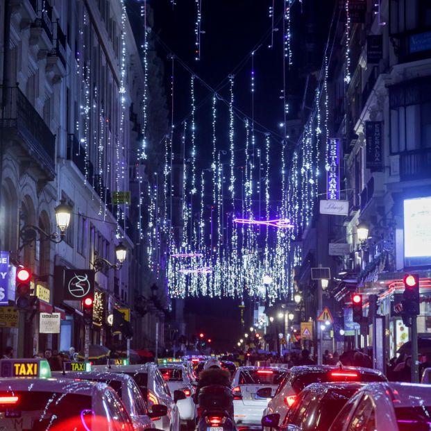 ¿Cuándo es el encendido de las luces de Navidad en Madrid?