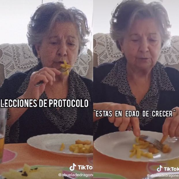 VÍDEO: Las armas de las abuelas para que sus nietos no dejen nada en el plato