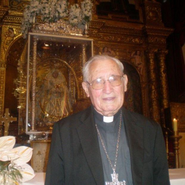 Muere Damián Iguacen, el obispo más longevo del mundo