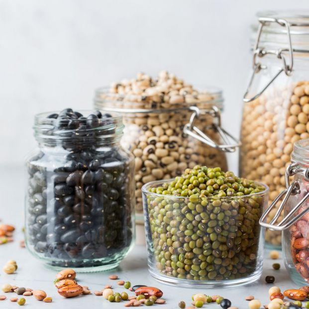 Las legumbres en remojo: ¿en agua fría o caliente? Foto: bigstock