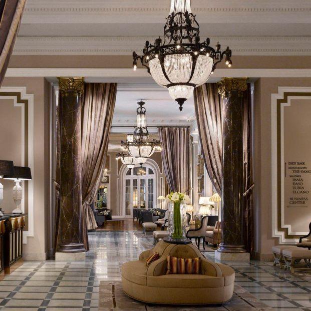 Estas son algunas de las suites de hotel más espectaculares que podemos encontrar en España (Hotel María Cristina)