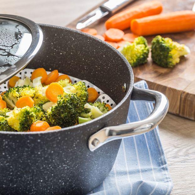 Sácale el máximo provecho al vapor: estos alimentos son adecuados para cocinar con esta técnica  Foto:Bigstock