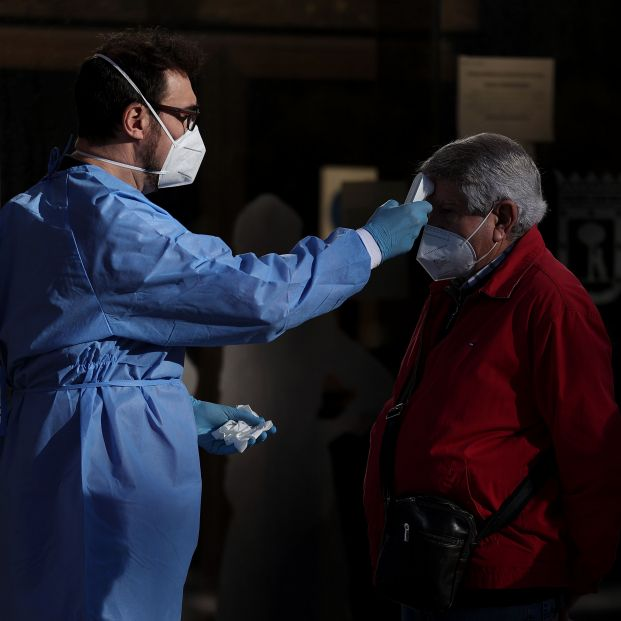 Efecto coronavirus: Cae por primera vez el número de pensionistas