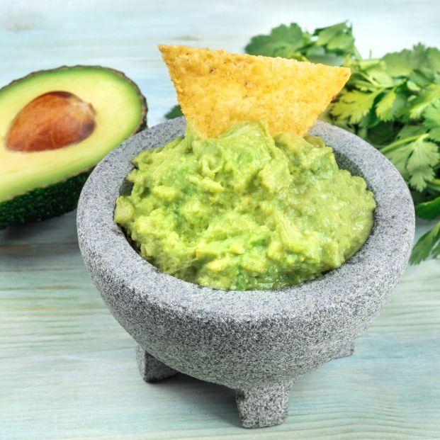 Cómo hacer guacamole casero paso a paso (Bigpictures)