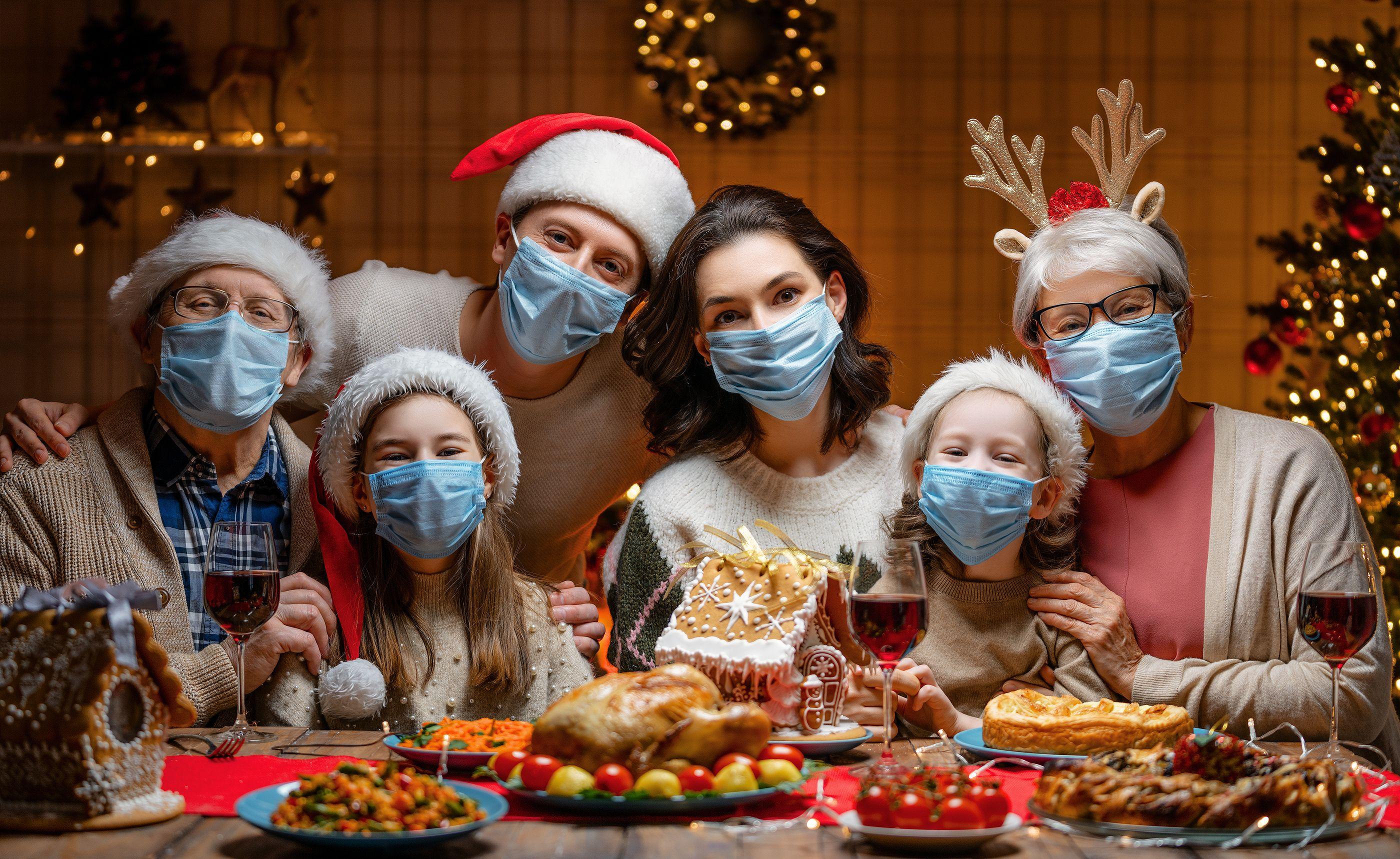 """Navidad: Proponen crear un """"coordinador familiar Covid-19"""""""