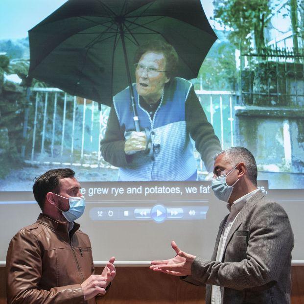 "'Camiñantes do noso', una miniserie documental para ""empoderar"" a los mayores"