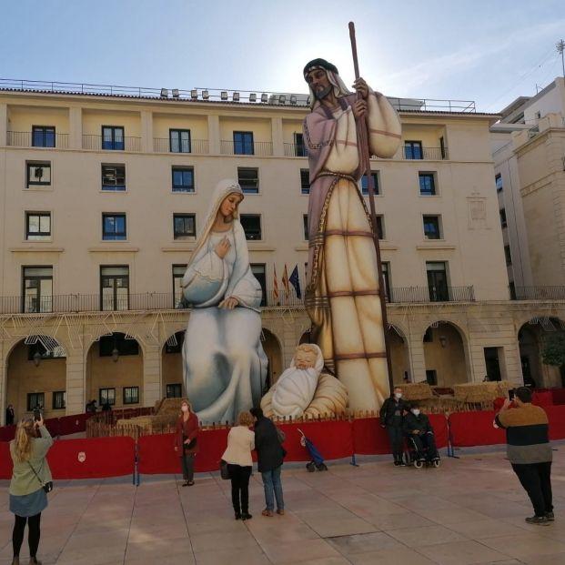 El nacimiento más grande del mundo está en Alicante