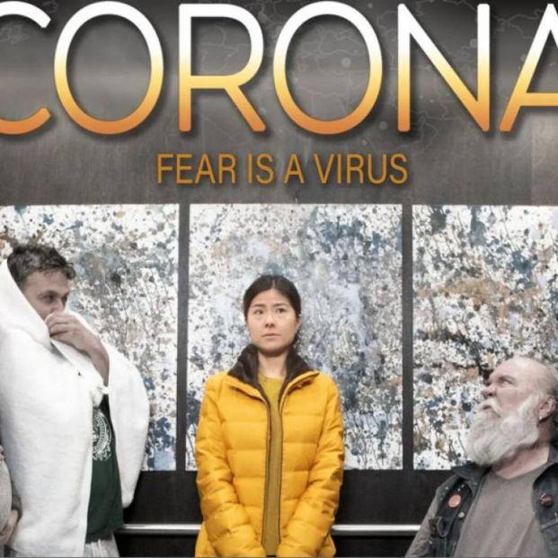 'Corona', la primera película sobre la pandemia de la Covid-19