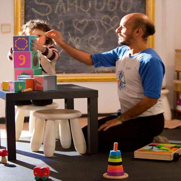 Una de las cafeterías para ir con niños (http://amaloca.com/)