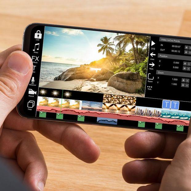 6 programas fáciles y gratis para hacer vídeos con tus recuerdos Foto: bigstock