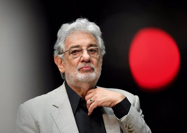 Plácido Domingo. Foto: Europa Press