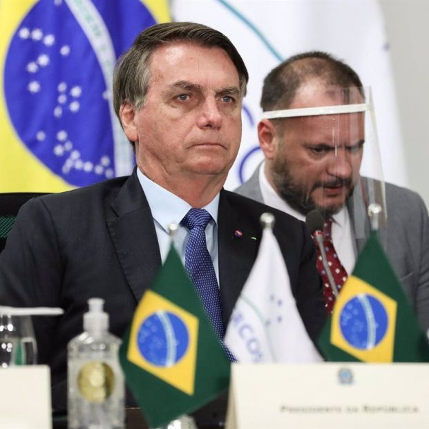 Jair Bolsonaro. Foto Europa Press