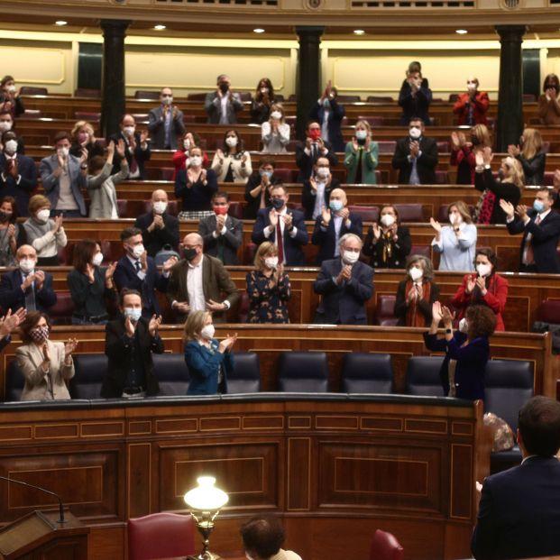 Aprobación de los PGE en el Congreso (E. Parra. POOL / Europa Press)