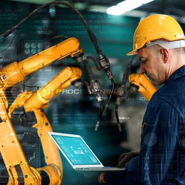 ¿Pagarán los robots impuestos para financiar las pensiones? (Foto Bigstock)