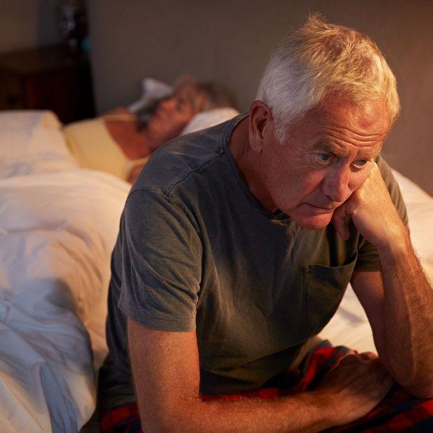 Insomnio: una alteración del sueño común en los mayores