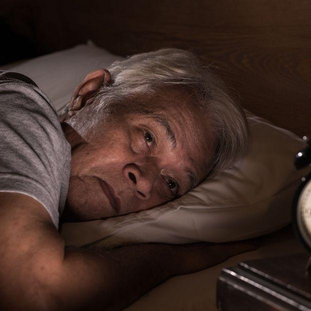 Insomnio, una alteración del sueño común en los mayores
