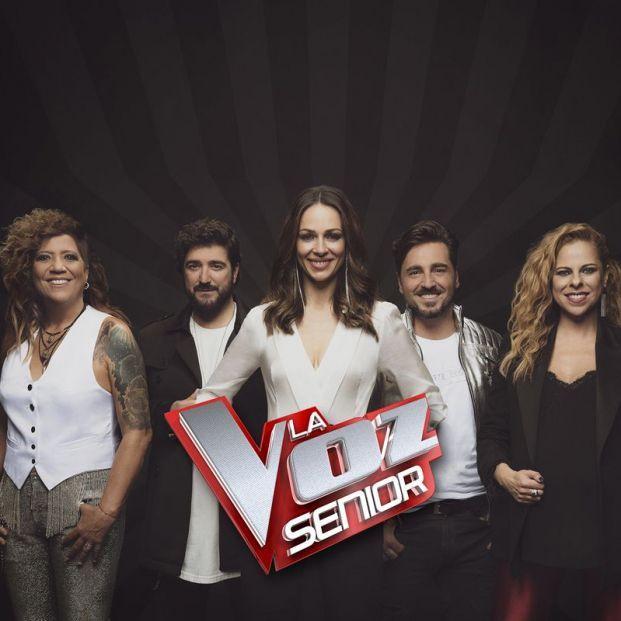 'La Voz Senior' vuelve a Antena 3 en busca de la mejor voz experimentada de España