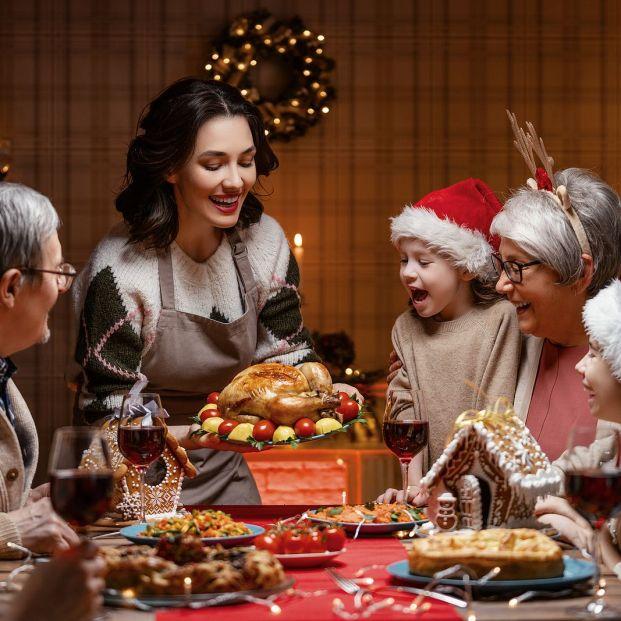 La guía definitiva para no engordar en Navidad y que los menús sean más saludables
