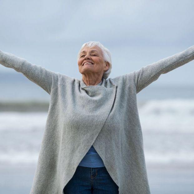 Ejercicios con los brazos para ganar espacio pulmonar