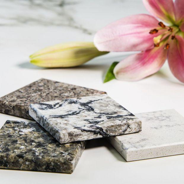 Cómo quitar las manchas de encimeras y suelos de granito Foto: bigstock