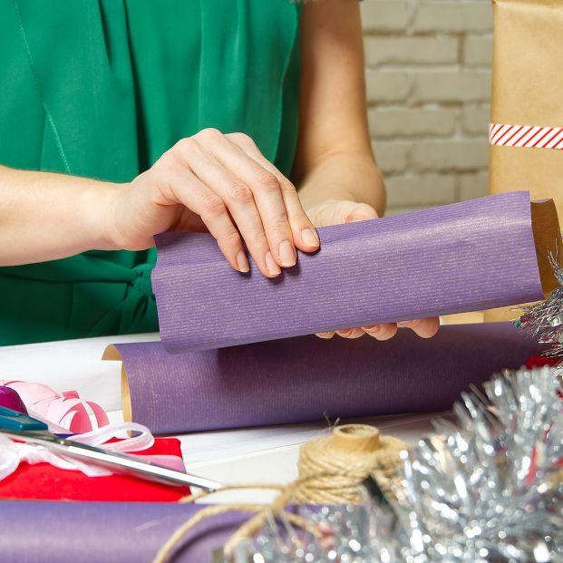5 formas originales y económicas de envolver regalos estas navidades Foto: bigstock