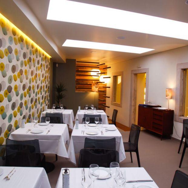 Restaurante Incomum by Luis Santos, de los más recomendables de Lisboa y alrededores