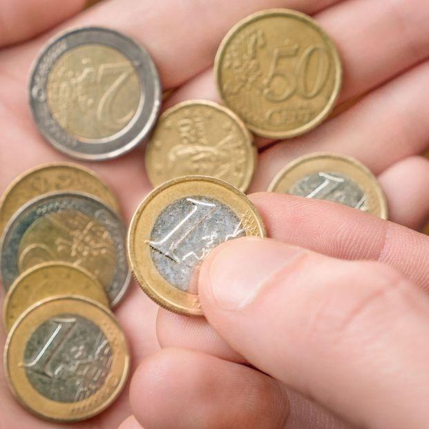 Los pensionistas no tendrán 'paguilla' en 2021 debido a la negativa evolución de la inflación (Foto: BigStock)