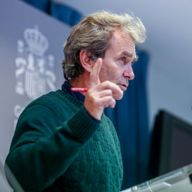 Fernando Simón alerta de lo que pasará con las vacunas si hay una tercera ola