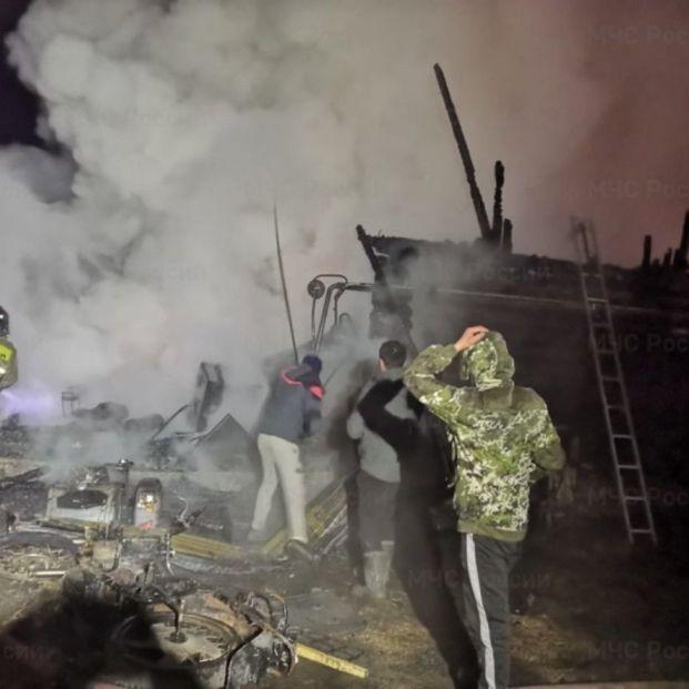 Rusia residencia. Fuente: Ministerio de Situaciones de Emergencia de Rusia