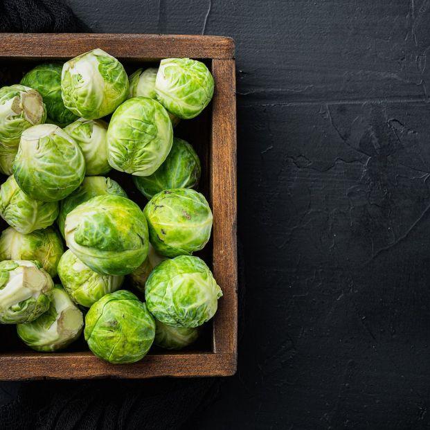 Es tiempo de coles de Bruselas, te contamos sus beneficios y cómo las puedes preparar Foto:bigstock
