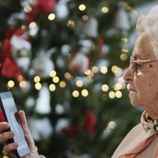 Los mayores asturianos piden en un vídeo responsabilidad durante esta Navidad. Foto: Gobierno de Asturias
