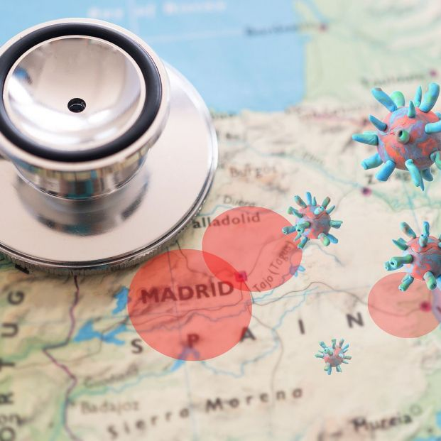 COVID: Sanidad publica en su web un mapa interactivo con las medidas que afectan a las CCAA