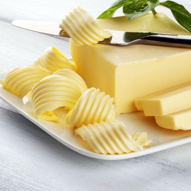 Una manera fácil de hacer mantequilla casera