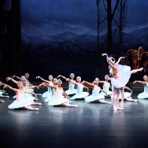'El Lago de los Cisnes' Ballet Nacional de Cuba