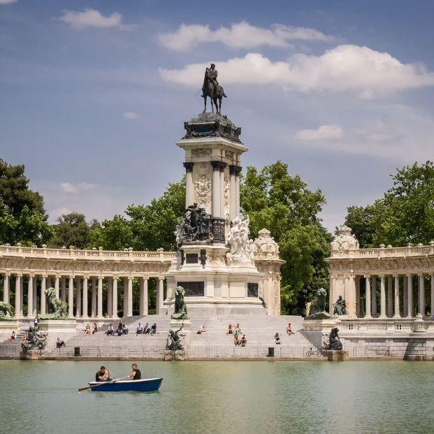 5 parques urbanos de España que no debes perderte: Parque del Retiro de Madrid