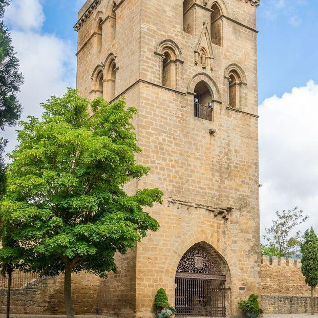 Visitamos Laguardia, en el corazón de la Rioja Alavesa Foco: bigstock