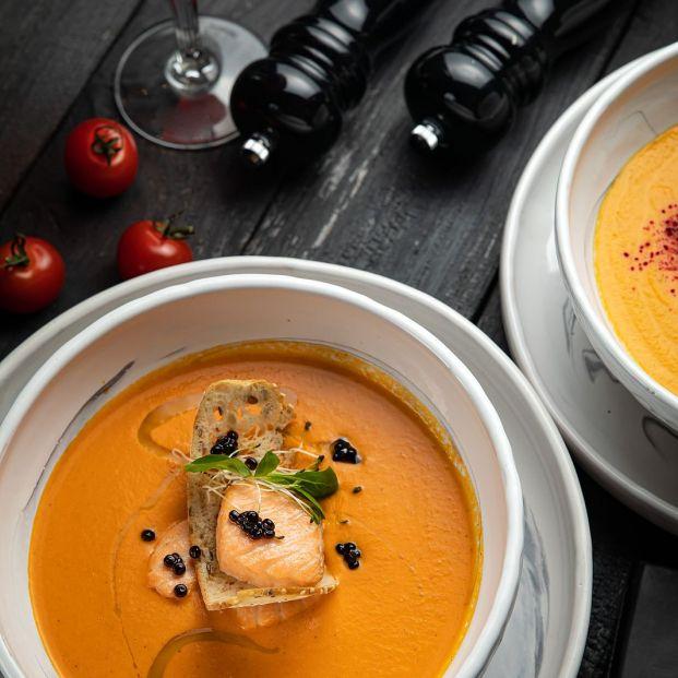 Sopa, consomé, vichyssoise... Ideas para el entrante perfecto de estas Navidades Foto:bigstock